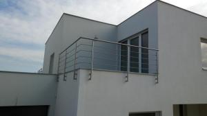 Balkony a terasy